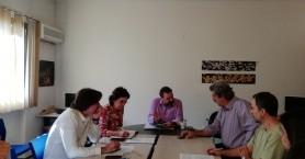 Το φράγμα Βαλσαμιώτη σε συνάντηση Βουλευτών Χανίων με τον Στ. Αραχωβίτη