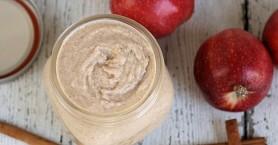 Φτιάξτε scrub μήλου για το σώμα!