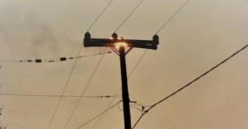 Διακοπή ηλεκτροδότησης από βραχυκύκλωμα στα Χανιά