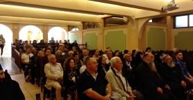 Η εκδήλωση στο Ρέθυμνο για τον Άγιο Ιωάννη τον Ερημίτη