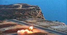 Πύραυλοι Patriot εκτοξεύτηκαν από το Ακρωτήρι στα Χανιά (φωτο)