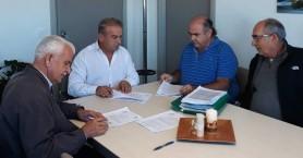 Υπογράφτηκε σύμβαση για την παραλιακή από τον Σταυρωμένο μέχρι τις Γούρνες
