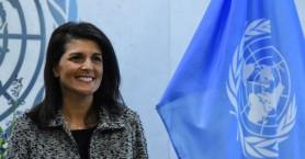 Παραιτήθηκε η πρέσβειρα των ΗΠΑ στον ΟΗΕ, Νίκι Χέιλι