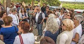 Τα νότια της Κρήτης επισκέπτονται σήμερα οι ξεναγοί από την Ευρώπη