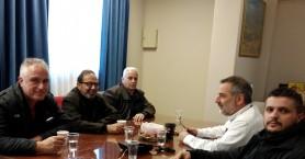 Σύσκεψη Δήμου Οροπεδίου Λασιθίου και ΕΚΑΒ για την αντιμετώπιση περιστατικών