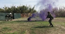 «Σκληρές μάχες» στο Μάλεμε & βολές πυραύλων παρουσία του Αρχηγού ΓΕΣ (φωτο)