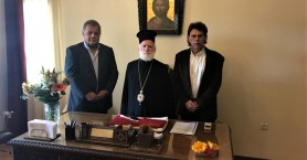 Συνάντηση Ενεργών Πολιτών με τον Αρχιεπίσκοπο Κρήτης