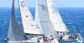 Αυλαία στο πρωτάθλημα ιστιοπλοΐας ανοικτής θάλασσας
