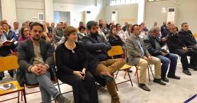 Μεγάλη ανταπόκριση εκπαιδευτικών στο σεμινάριο για την πολιτική προστασία