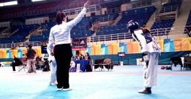 5η η Μαρία Κατσούλη του ΑΣ Κρήτες στο Πανελλήνιο πρωτάθλημα