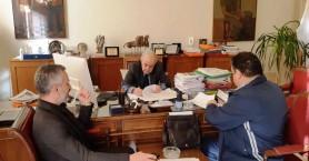 Υπεγράφη η σύμβαση για την συντήρηση των Ενετικών Τειχών