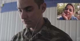 «Μωρό μου έχουμε ίντερνετ στο Στρατό»–Το βίντεο του ΓΕΣ που έγινε viral