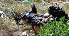 Νεκρός 46χρονος που καταπλακώθηκε από το τρακτέρ του στην Κρήτη