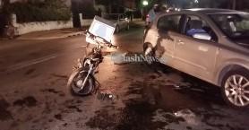 Το εργατικό κέντρο Χανίων για το ατύχημα με οδηγό ντελίβερι στα Χανιά