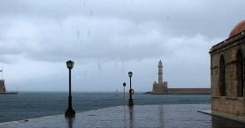 Εντονότερες οι βροχοπτώσεις σε Χανιά και Ρέθυμνο - Η νεότερη πρόγνωση καιρού του Μ. Λέκκα