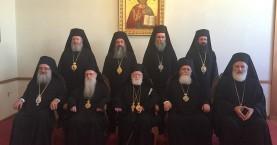 Στο Φανάρι η Συνοδική Αντιπροσωπεία της Εκκλησίας της Κρήτης
