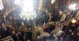 Το ύστατο χαίρε στον σπουδαίο Μίνωα Ζομπανάκη (βίντεο και φωτο)