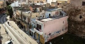 «Tέλος εποχής» για τα κτίρια της οδού Σήφακα στα Χανιά