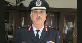 Οι ευχές του Γενικού Περιφερειακού Αστυνομικού Διευθυντή Κρήτης