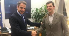 Υποψήφιος περιφερειάρχης Κρήτης με τη ΝΔ κατεβαίνει ο Αλ. Μαρκογιαννάκης