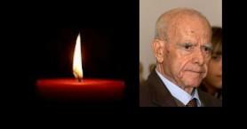 «Έφυγε» πρώην δήμαρχος, πτέραρχος και ξενοδόχος στα Χανιά