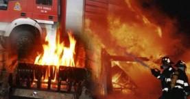 Πυρκαγιά από τζάκι προκάλεσε μεγάλες ζημιές - Τι πρέπει να προσέχουμε