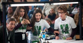 «ROBOGIRL»:Η πρώτη ταινία μυθοπλασίας για παιδιά εκπαιδευτικής ρομποτικής