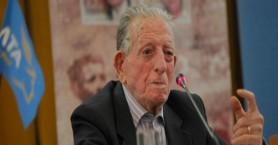 Συλλυπητήρια δήμου Καντάνου-Σελίνου για το θάνατο του Βαρδή Βαρδινογιάνννη