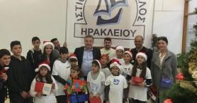 Με Χριστουγεννιάτικες μελωδίες πλημμύρισε η Περιφέρεια Κρήτης