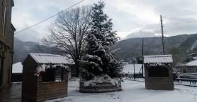 Υπέροχες εικόνες από τη χιονισμένη Ορεινή Ναυπακτία