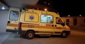 Σε κρίσιμη κατάσταση 20χρονος που έπεσε από μπαλκόνι στη Ζάκρο