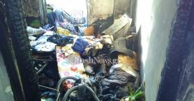 Παρανάλωμα του πυρός σπίτι στα Χανιά - Σώθηκαν μητέρα και γιος (βίντεο)