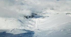 Χιονοστιβάδα - τέρας «κατάπιε» πίστα στο Χιονοδρομικό Κέντρο Καλαβρύτων