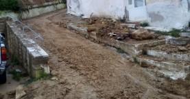 Αυτοψία της λαϊκής συσπείρωσης στα χωριά που υπέστησαν ζημιές