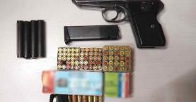 Συνελήφθη 45χρονος στο Ρέθυμνο για βεγγαλικά και πυροτεχνήματα