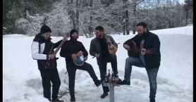 Όταν οι Χανιώτες δεν.... χαμπαριάζουν από χιόνι (βίντεο)