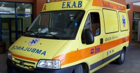 Ηράκλειο: Παρολίγο τραγωδία με πτώση γυναίκας!