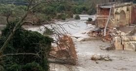 Εισαγγελική έρευνα για την κατάρρευση της ιστορικής γέφυρας του Κερίτη