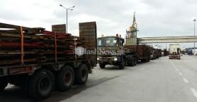 Έφτασαν στα Χανιά οι πρώτες γέφυρες του στρατού (φωτο - βίντεο)