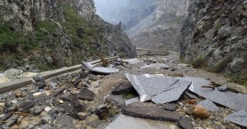 Τις πληγείσες περιοχές του Δήμου Μυλοποτάμου επισκέφτηκε η Αντιπεριφερειάρχης Ρεθύμνης