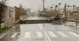 Αναβολή προπόνησης λόγω της ζημιάς στη γέφυρα