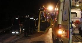 Πέντε τραυματίες σε τροχαίο στο Ηράκλειο