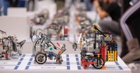 Τμήματα εκπαιδευτικής ρομποτικής για μαθητές 6 έως 13+ ετών - Εγγραφές έως 19 Οκτωβρίου