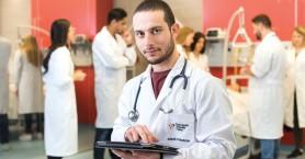 Σπουδές υψηλού επιπέδου στην Ιατρική σχολή που δημιουργεί τους γιατρούς της νέας γενιάς