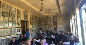 Πλήθος κόσμου στην εκδήλωση της ΟΝΝΕΔ με θέμα την Ευρώπη (φωτο)