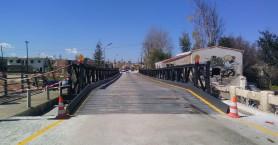 Νωρίτερα, στις 2 Μαΐου κλείνει η γέφυρα του Πλατανιά