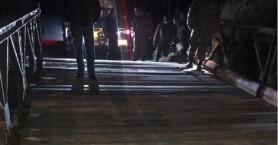 Προσοχή! Η γέφυρα στο Πατελάρι δεν είναι ακόμα προσπελάσιμη από αυτοκίνητα