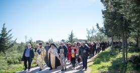 Η Κυριακή της Ορθοδοξίας στην Ιερά Μονή Κορακιών (φωτο)