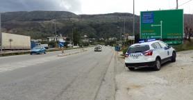 Τροχαίο ατύχημα κοντά στον κόμβο της Σούδας με μια νεαρή τραυματία