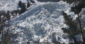 Οι χιονοστιβάδες που σημειώθηκαν στα Χανιά και τι πρέπει να ξέρουμε (βίντεο)